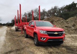 2015 Chevrolet Colorado Z71 12