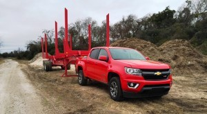 2015 Chevrolet Colorado Z71 13