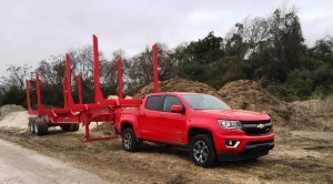 2015 Chevrolet Colorado Z71 15