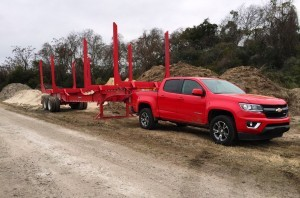 2015 Chevrolet Colorado Z71 16