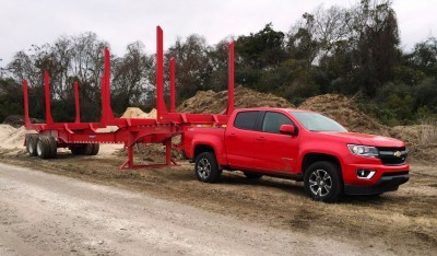 2015 Chevrolet Colorado Z71 17