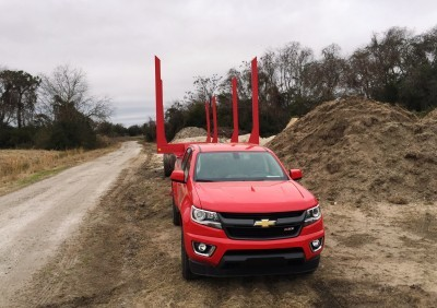 2015 Chevrolet Colorado Z71 24