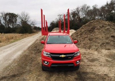 2015 Chevrolet Colorado Z71 25