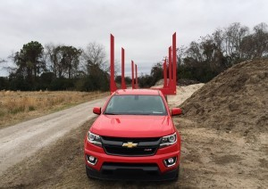 2015 Chevrolet Colorado Z71 26