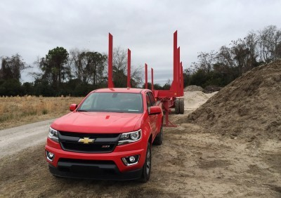 2015 Chevrolet Colorado Z71 27