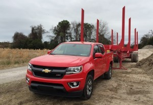 2015 Chevrolet Colorado Z71 28