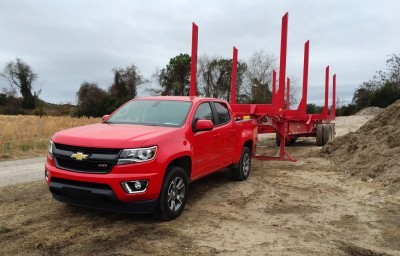 2015 Chevrolet Colorado Z71 29