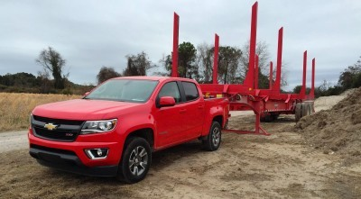 2015 Chevrolet Colorado Z71 30