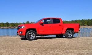 2015 Chevrolet Colorado Z71 31