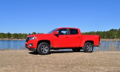 2015 Chevrolet Colorado Z71 32