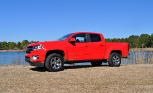 2015 Chevrolet Colorado Z71 33