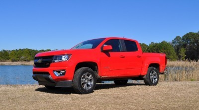 2015 Chevrolet Colorado Z71 34