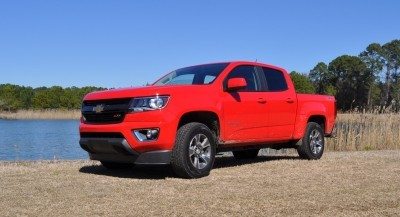 2015 Chevrolet Colorado Z71 35