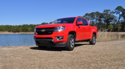 2015 Chevrolet Colorado Z71 37