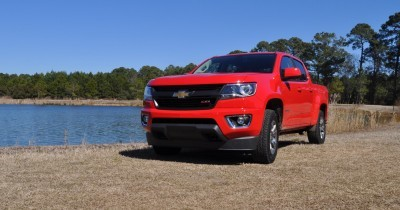 2015 Chevrolet Colorado Z71 38