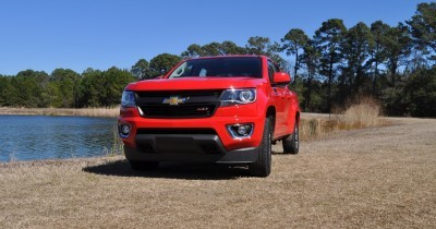 2015 Chevrolet Colorado Z71 39