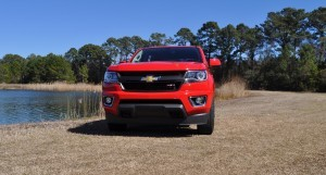 2015 Chevrolet Colorado Z71 40