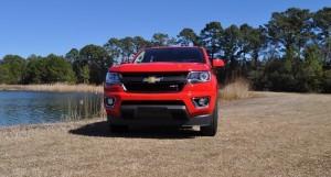 2015 Chevrolet Colorado Z71 40