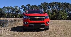 2015 Chevrolet Colorado Z71 41