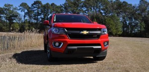 2015 Chevrolet Colorado Z71 42