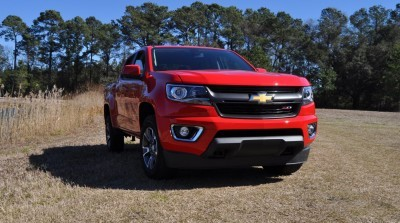 2015 Chevrolet Colorado Z71 43