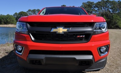 2015 Chevrolet Colorado Z71 44