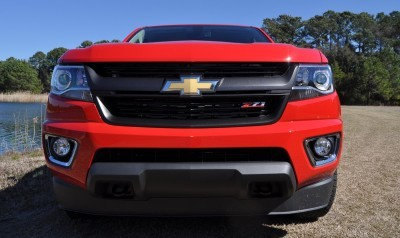 2015 Chevrolet Colorado Z71 46