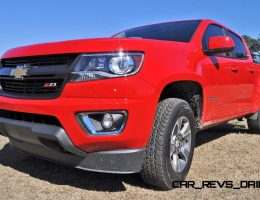 HD Road Test Review – 2015 Chevrolet Colorado Z71