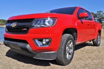 2015 Chevrolet Colorado Z71 47