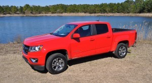 2015 Chevrolet Colorado Z71 48