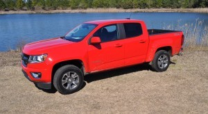 2015 Chevrolet Colorado Z71 49