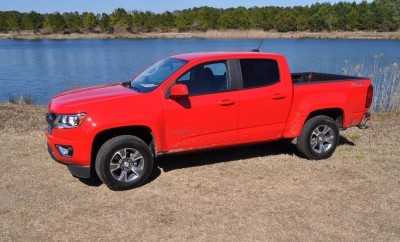 2015 Chevrolet Colorado Z71 50