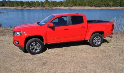 2015 Chevrolet Colorado Z71 51
