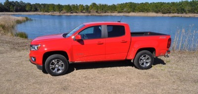 2015 Chevrolet Colorado Z71 52