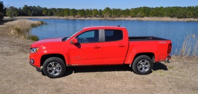 2015 Chevrolet Colorado Z71 53