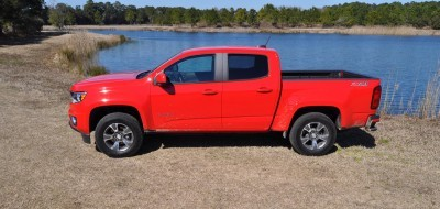 2015 Chevrolet Colorado Z71 54