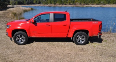 2015 Chevrolet Colorado Z71 55