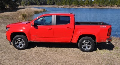 2015 Chevrolet Colorado Z71 56
