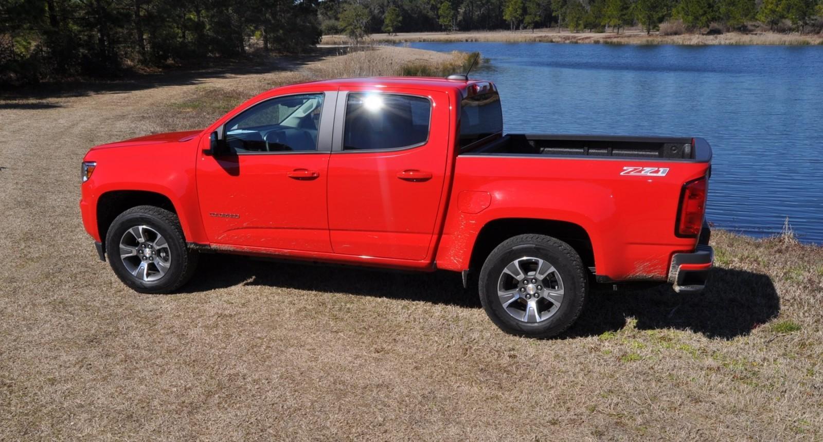 Original 2016 Chevrolet Colorado