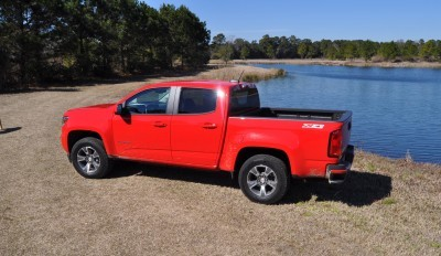 2015 Chevrolet Colorado Z71 58