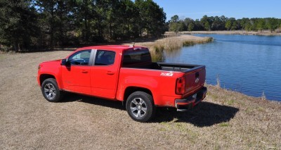 2015 Chevrolet Colorado Z71 59