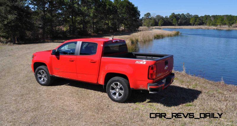 2015 Chevrolet Colorado Z71 59