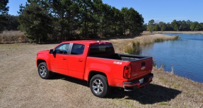 2015 Chevrolet Colorado Z71 60