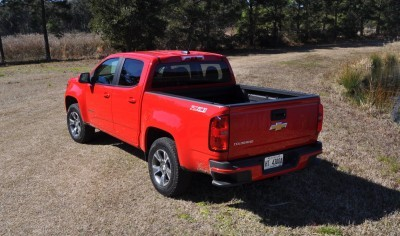 2015 Chevrolet Colorado Z71 61