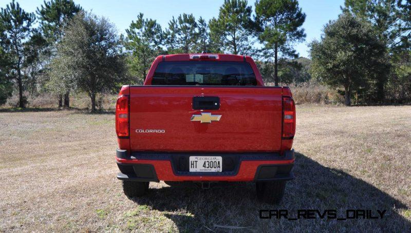2015 Chevrolet Colorado Z71 64