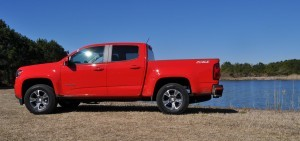 2015 Chevrolet Colorado Z71 67