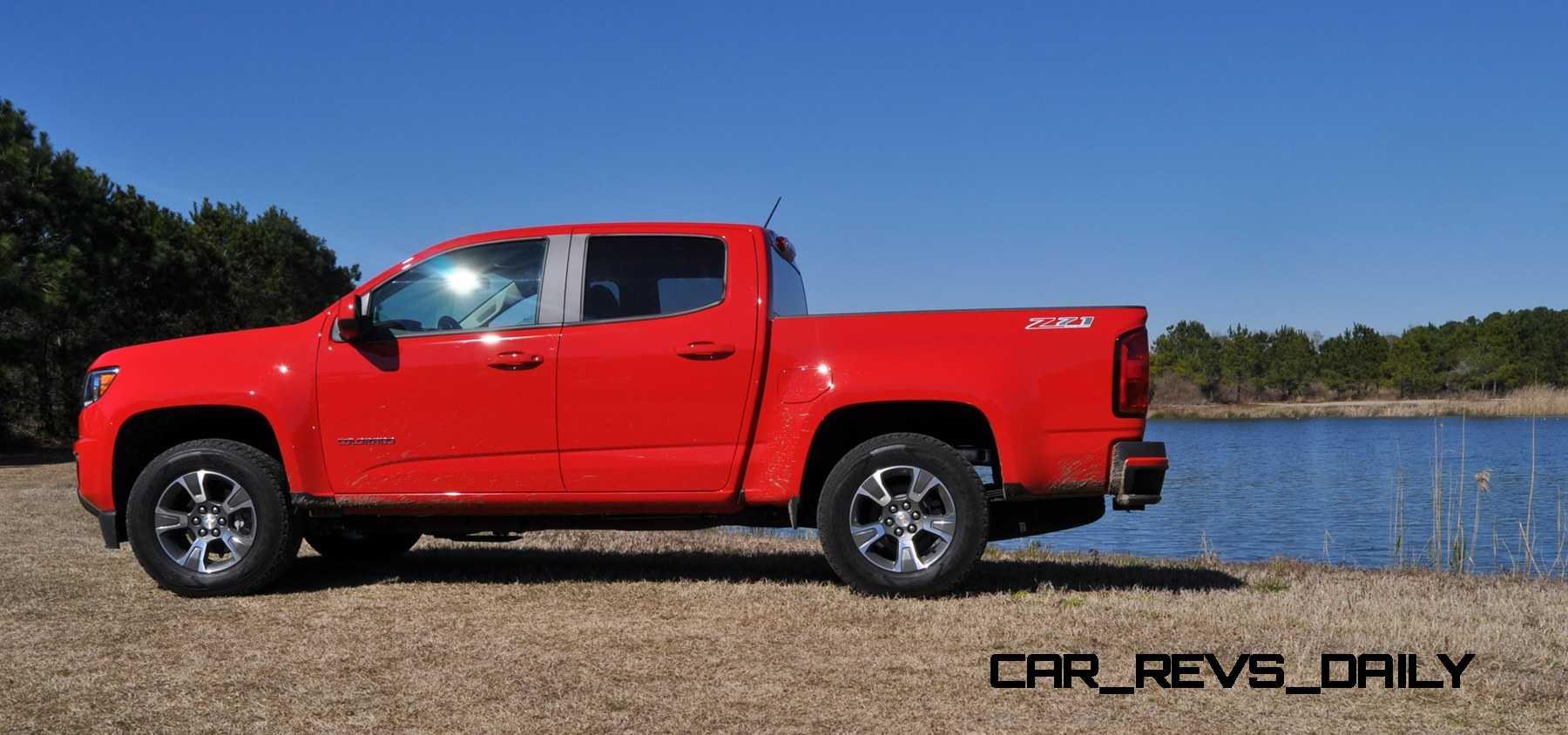 Lastest 2016 Chevrolet Colorado