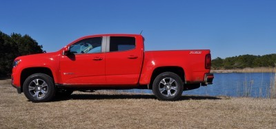 2015 Chevrolet Colorado Z71 68