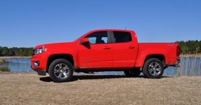 2015 Chevrolet Colorado Z71 70