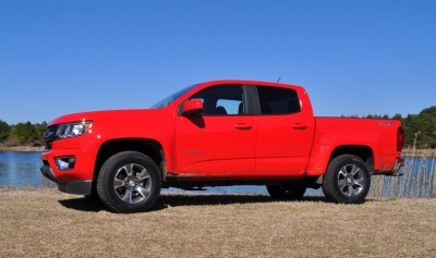2015 Chevrolet Colorado Z71 71